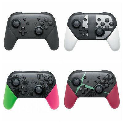Wireless Bluetooth Pro Controller for Nintendo Switch Joystick + Charging Cable