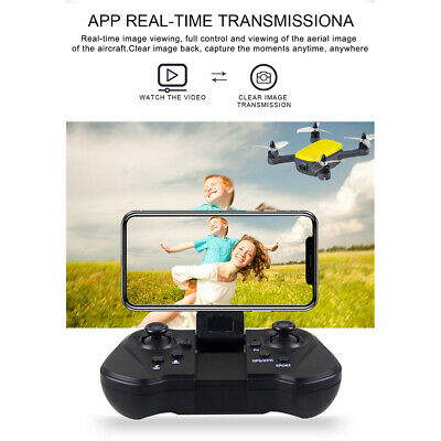 Four-axis RC Drone With HD Camera 1080P Wifi Foldable Aircraft Remote Control