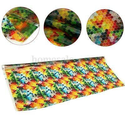 Colorful PVA Water Transfer Dipping Hydrographic Hydro Printing Film