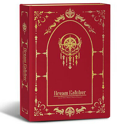 DREAMCATCHER Special Mini Album [Raid of Dream] (Limited Edition) CD+Booklet+etc