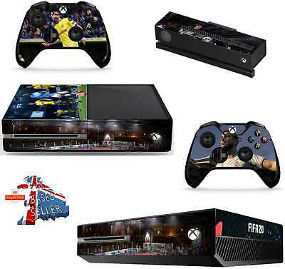 Fifa 20 Xbox One*Textured Vinyl ! *Protective* Skin Decal Wrap