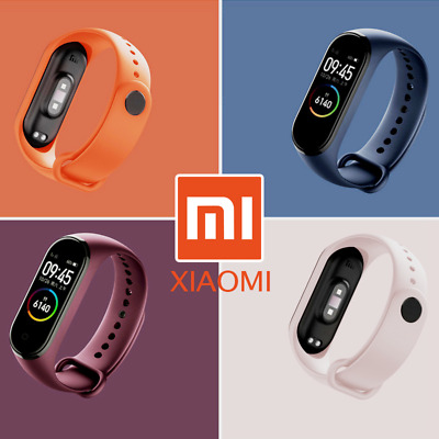 GLOBAL VERSION Xiaomi Mi Band 4 3 Smart Watch Wrist Strap IOS Android 3 Colors