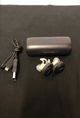 Bose SoundSport Free Bluetooth Wireless In-Ear Headphones Earbuds - Blue