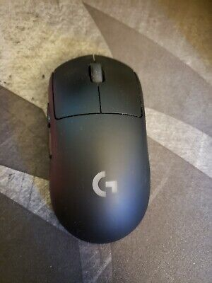 LOGITECH G PRO Wireless Optical Gaming Mouse with RGB Lighting and 6