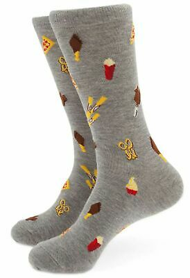Disney Parks Sweet Treats Food Icons Crew Length Socks New With Tags