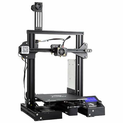 Creality Ender 3 Pro 3D Printer with Removable Build Surface Plate UL Certified