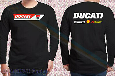 New Ducati Corse Performance SUPERBIKE WBSK MOTORCYCLE MOTO GP T-SHIRT 27dt3
