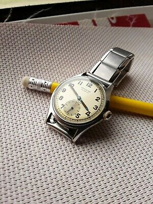 Excellent mens rare 1950s Fontaine swiss watch.