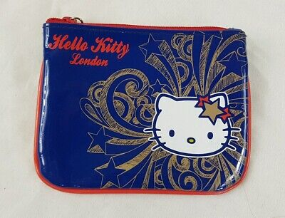 Hello Kitty London Coin Purse.Dark Blue Marks and Spencer