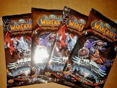 4 World of Warcraft WoW Booster Blut der Gladiatoren spanisch OVP