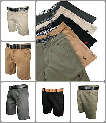 Polo Ralph Lauren Chinos Mens Casual Shorts **Stock Clearence**