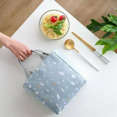 Adult Childrens Kids Picnic Lunch Bag Cool Bag School Cat Gift Insulated Bags