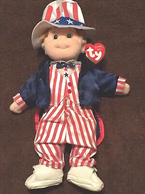 STARS and STRIPES Outfit Ty Gear for Beanie Kids