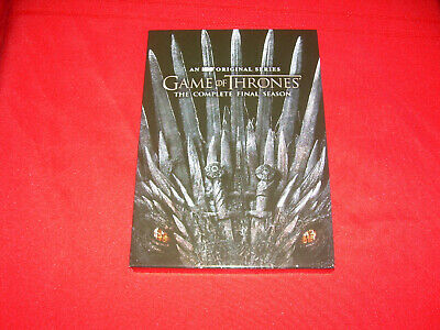 Used Open Game 0F of Thrones:The Complete 8 Season (DVD Set)