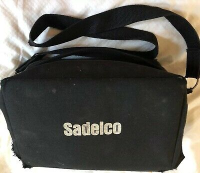 Sadelco 7600 Signal Level Meter In Padded Carrying Case No Cords Included