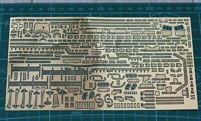 CNDRAGON 1//700 Photo Etched Parts Russian Navy Sovremenny Class Destroyer