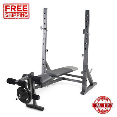 Peachy Golds Gym Xr 10 1 Olympic Weight Bench Press Leg Developer Pdpeps Interior Chair Design Pdpepsorg