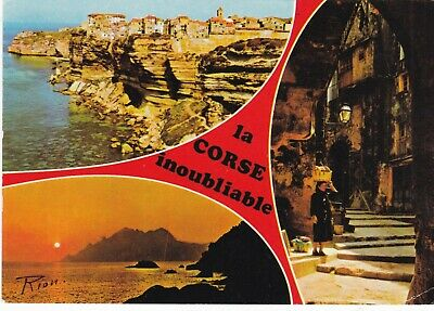 carte postale    la corse   inoubliable