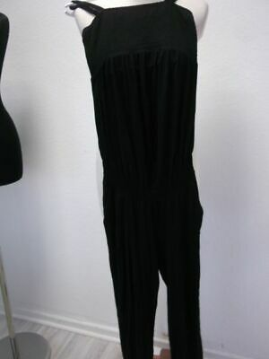 H&M Mama Overall Jumpsuit schwarz Gr.S (Z37)
