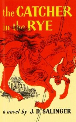 The Catcher in the Rye by J.D. Salinger-MP3 audio audiobook