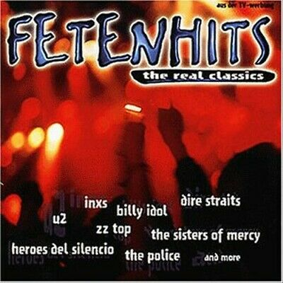 Various - Fetenhits: The Real Classics [2 CDs] ZUSTAND SEHR GUT