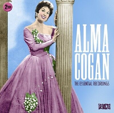 Alma Cogan - Essential Recordings  2 Cd Neuf