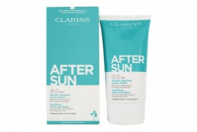 Clarins Soothing After Sun Face & Body Balm. New. Free Shipping