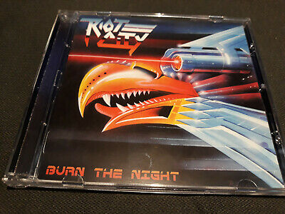 Riot City ‎– Burn The Night CD 2019