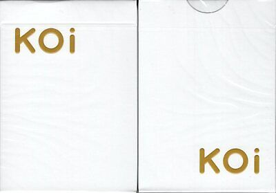 Koi v2 Playing Cards Poker Size Deck USPCC Custom Limited Edition New Sealed