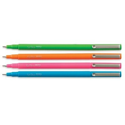 Le Pen Set of 4 Pens (BRIGHT) (Add-on items = FREE Shipping)