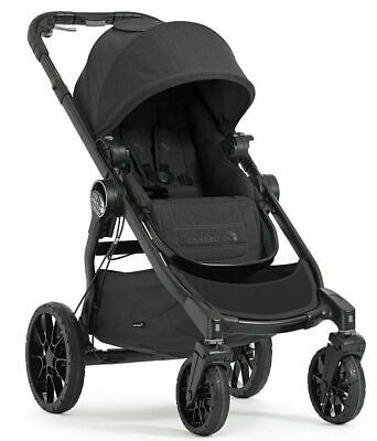 Baby Jogger City Select Lux Compact Fold All Terrain Stroller Granite