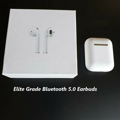 New *2019* Elite Grade Wireless Headset Bluetooth 5.0 Headphones Stereo Earbuds