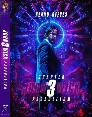 John Wick  Chapter 3 : Parabellum (2019) DVD