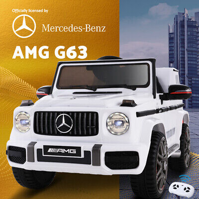 Mercedes-Benz Kids Ride On Car Electric AMG G63 Licensed Remote Toy Cars 12V
