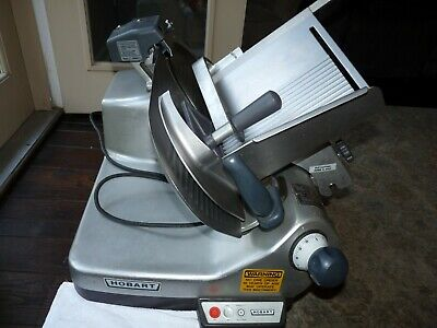 Hobart 3813 Deli Meat Cheese Slicer Commercial In Ashland Ohio Manual