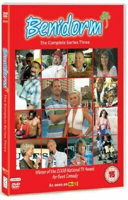 Benidorm - Series 3 DVD (2009) Johnny Vegas