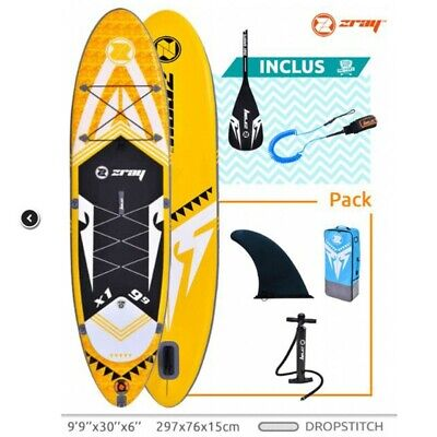 Stand Up Paddle X1 X-Rider Zray 9'9''