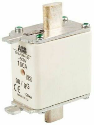 ABB 160A 0 HRC Centred Tag Fuse, gG, 500V 1SCA022627R1710