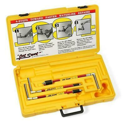 """Brenelle Jet Swet 2100 Small Kit with Case AND 1/2"""", 3/4"""" and 1"""" Plumbing Tools"""