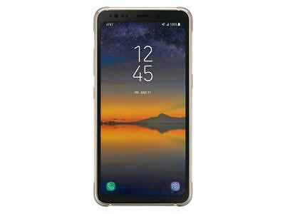 Samsung Galaxy S8 Active UNLOCKED 64GB Gold 5.8in AT&T SM-G892A Clean IMEI Good