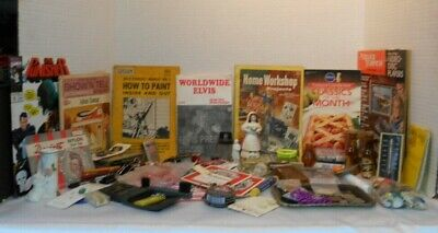 Junk Drawer & Closet Clean Out Lot #3 New, Old, Vintage, Antique, Collectibles