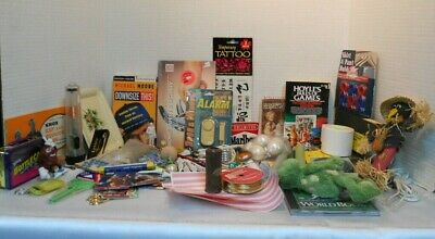 Junk Drawer & Closet Clean Out Lot #8 New, Old, Vintage, Antique, Collectibles