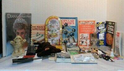 Junk Drawer & Closet Clean Out Lot #2 New, Old, Vintage, Antique, Collectibles