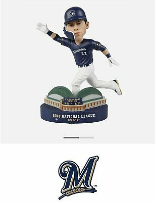 Christian Yelich Bobblehead - 2018 MVP - Rare- Limited To Only 2,018 Bobbles.