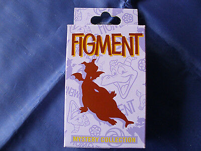 Disney * FIGMENT * New & Sealed 2-Pin Mystery Box RETIRED