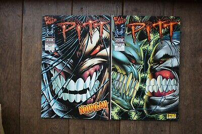 Pitt N°1+2/1998/Tbe/Semic Editions