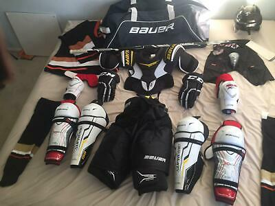 Ice hockey gear package - Special