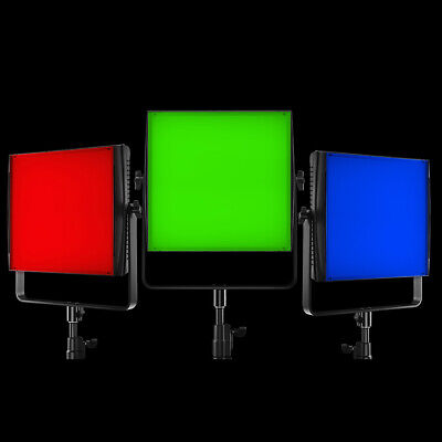 Neues LUPO SUPERPANEL FULL Color 30 - RGB LED  -  HIGH END Flächenleuchte