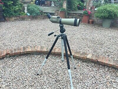 Kowa Tsn-1 Spotting Scope And Slik Multi Function Tripod