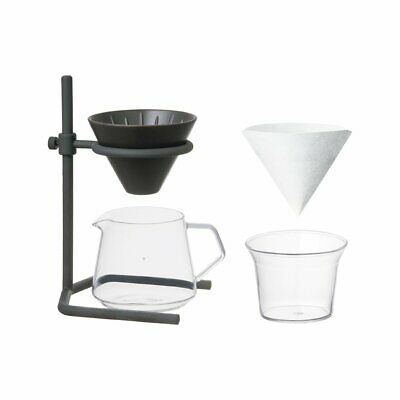KINTO SCS-S04 Brewer Stand Set 2cups 4cups Coffee Drip Porcelain Heat Resistant
